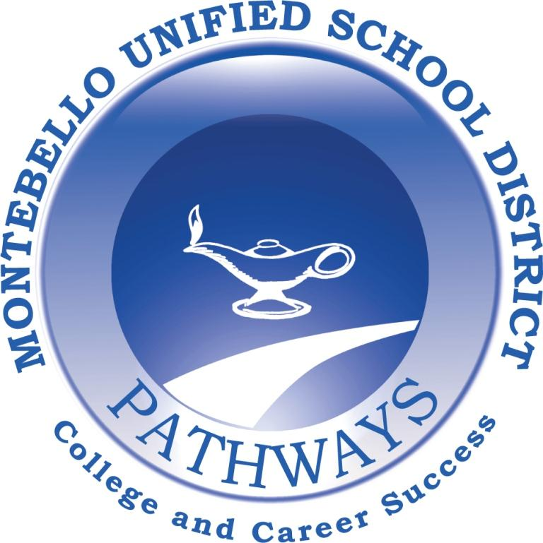 montebello unified pathways logo