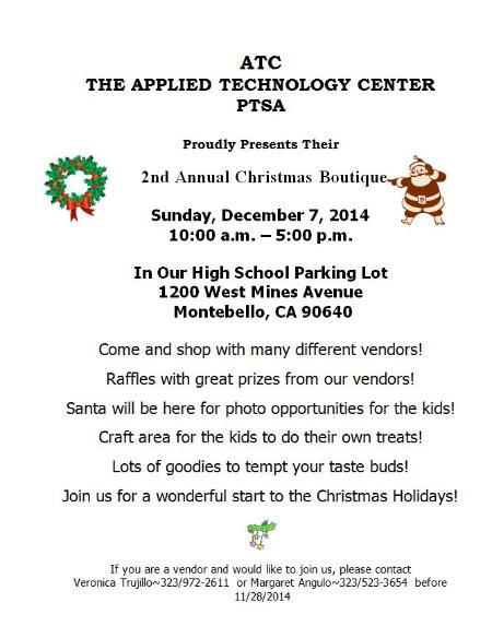 2014 Holiday Boutique.JPG